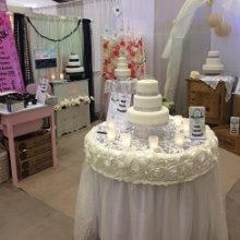 Fake Cakes & Bridal Show's