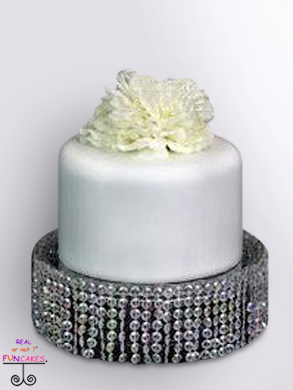Carie Blinged Cake Stand