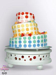 Lindsey Round Cake Stand