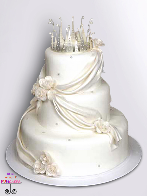rent wedding cake wedding cakes and pricing funcakes rental cakes 19200