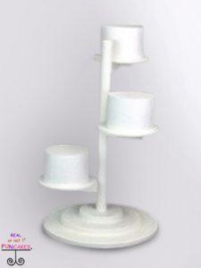 roberta white cake stand