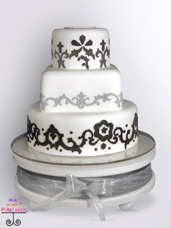 Rosa Cake Stand