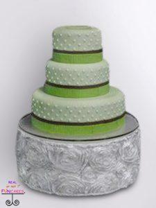 Rosetta Cake Stand