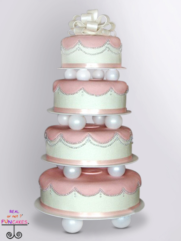 Towering Pink Pearls