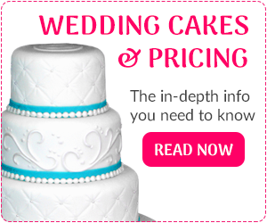 Wedding Cakes Pricing