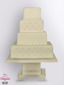 Zelda Pearl Cake Stand