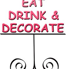 CupCake Parties – EAT, DRINK, & DECORATE