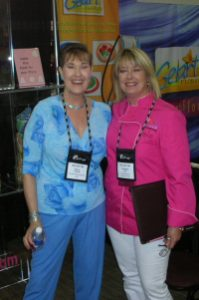 ICES 34th Convention - Carrie and Kim